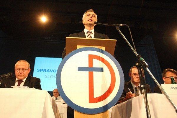 Snem kresťanských demokratov.