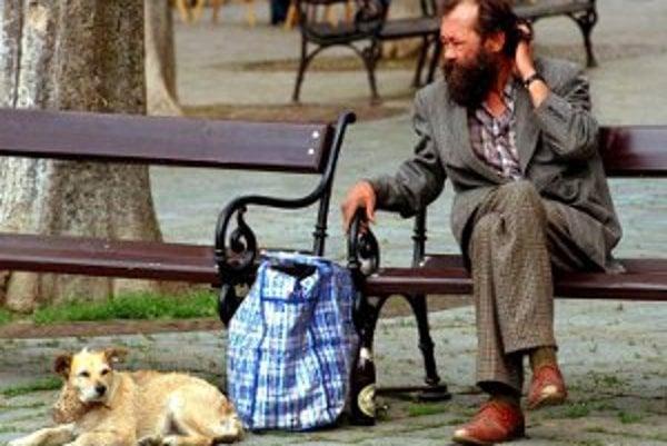 Pri popíjaní na verejnosti už môžu prísť bezdomovci o alkohol.