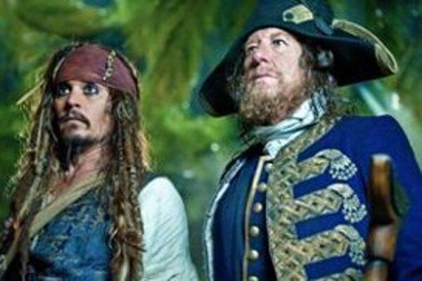 Do kín prichádza štvrtá časť obľúbenej série Piráti Karibiku.