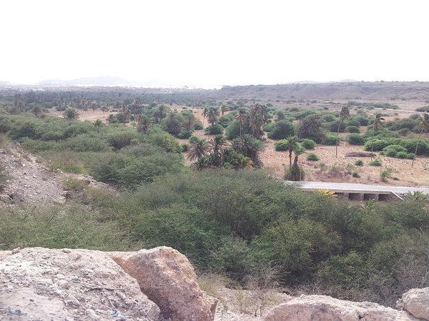 Známe údolie Palmeiral