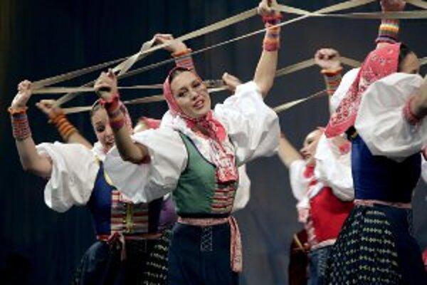 Lúčnica sa 21. mája predstaví v Bojniciach aj s orchestrom Zlaté husle.