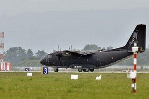 Slovenská armáda dostane dve talianske prepravné lietadlá spartan.