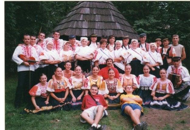 Festival Jánošíkov Dukát v Rožnove pod Radhoštem 2003