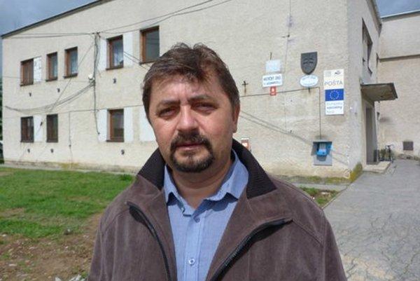 Ladislav Bojčík. Bývalý štatutár a starosta obce. (Zdroj: ARCHÍV)