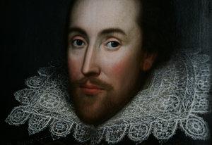 William Shakespeare (1564-1616) je dodnes považovaný za najslávnejšieho anglického spisovateľa a dramatika.