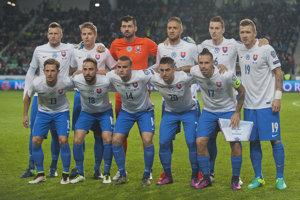 Ján Kozák nestriedal, aj do druhého polčasu nastúpilo týchto jedenásť hráčov.