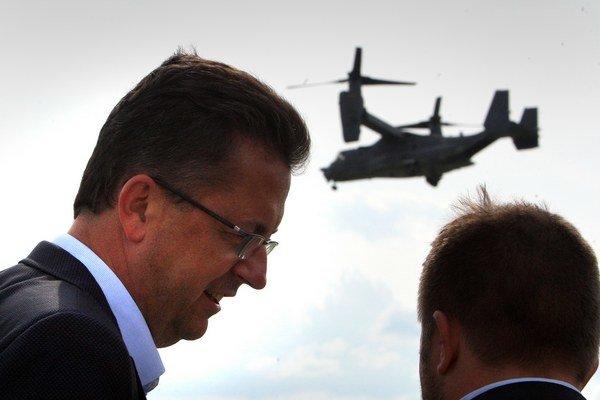 Minister Glváč.