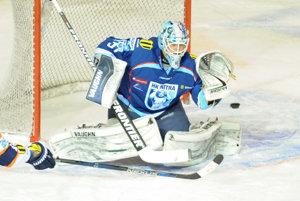 Vítkovice nastrieľali Nitre v prvom zápase až sedem gólov. Brankár Michal Valent zápas nedochytal.