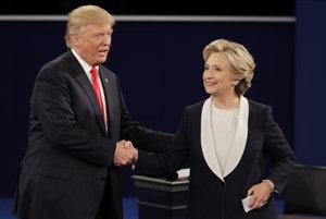 Kandidáti po druhej televíznej debate.