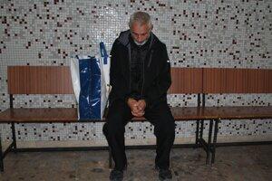 Oleksandr na súde. Poslal ho do predbežnej väzby.