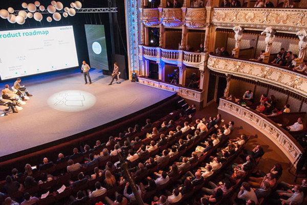 Piaty ročník Startup Awards sa konal v historickej budove SND.