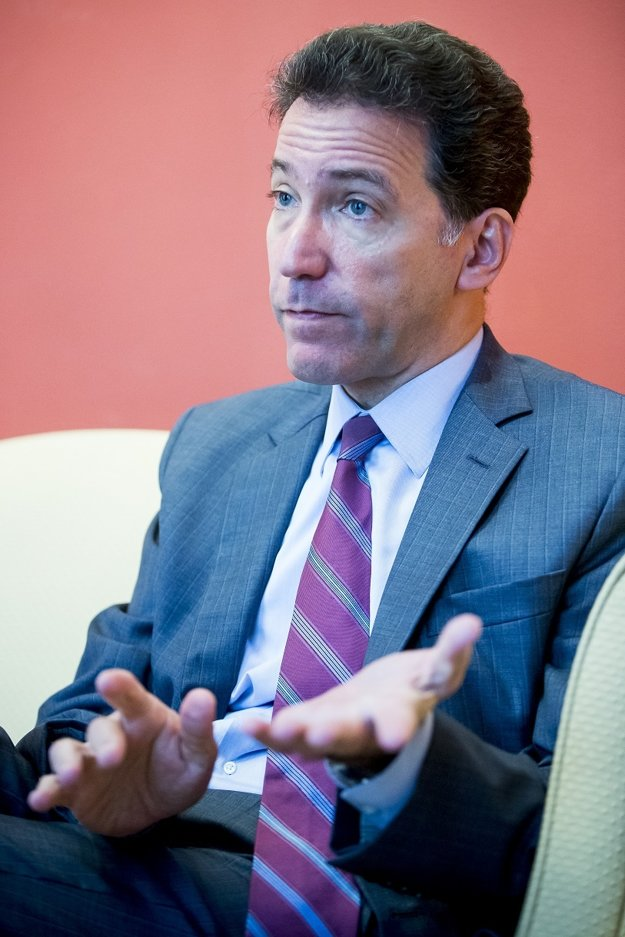 Adam H. Sterling, veľvyslanec USA v Bratislave.