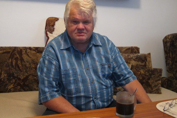 Rudolf Bereza na snímke z roku 2011.