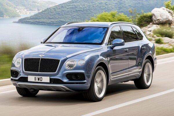 Športovo-úžitkový Bentley Bentayga dostal aj vznetový motor. Na pohon vôbec prvého modelu Bentley so vznetovým motorom slúži štvorlitrový osemvalcový motor s maximálnym výkonom 320 kW.