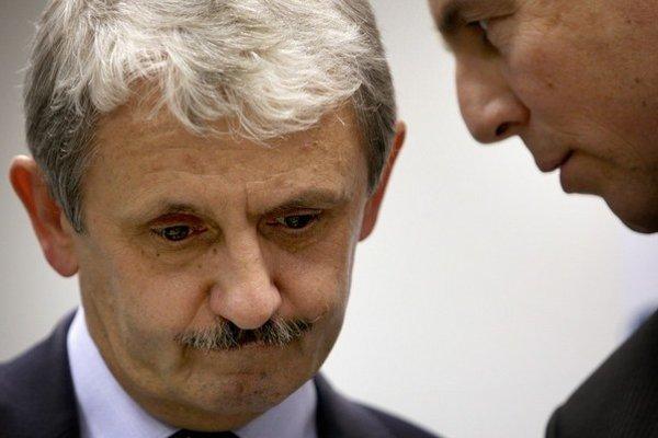 Dzurinda a Bugár. V koalícii boli spolu, v strane nebudú.