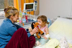 FOTO:  Veľký záujem je aktuálne o pripoistenie detských kritických chorôb, ktoré doteraz neboli v ponuke.