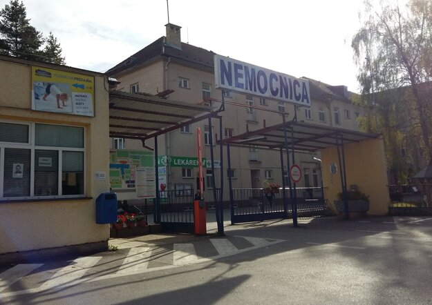 Trstenská nemocnica.