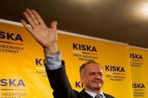 Andrej Kiska musí dať zbohom životu manažéra. Čaká ho vrcholná politika.
