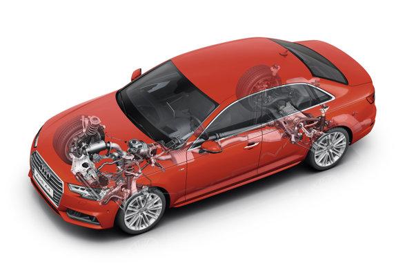 Druhú generáciu platformy MLB predstavilo Audi v minulom roku