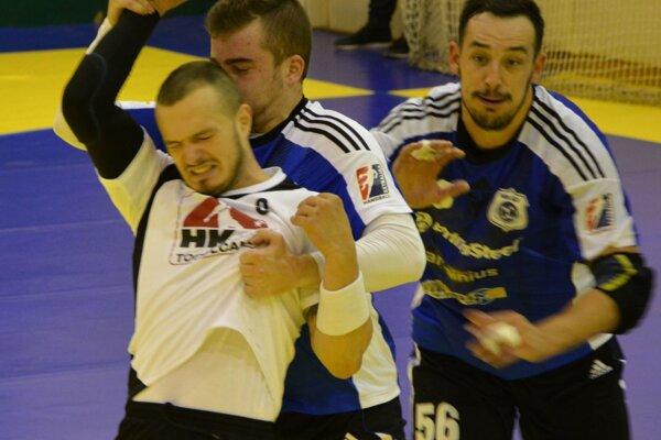 V utorok cestujú hádzanári na pohárový zápas do Hlohovca.