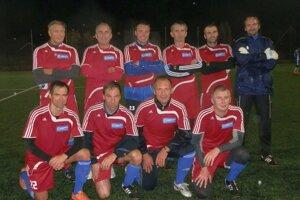 Old Boys Poprad. V derby porazili Svit.