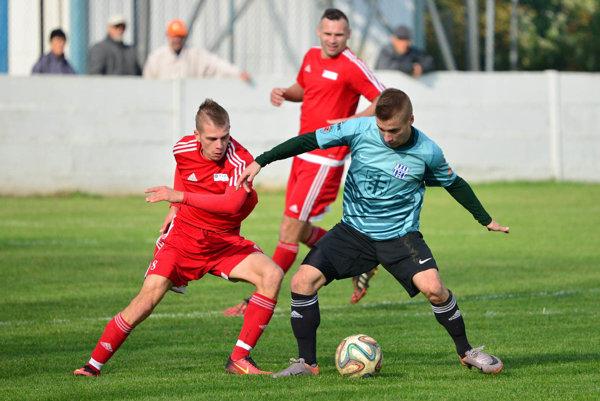 V popredí zľava Gyula Kalmár a Martin Blaho.