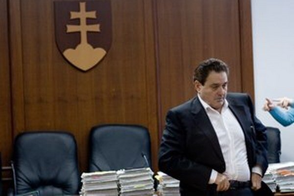 Jozef Majský na súde už dávno nebol.