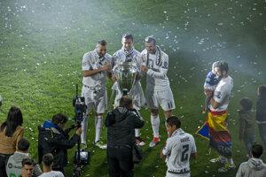 Real Madrid do klubu najbližšie dve prestupové obdobia nikoho neprinesie. Rovnako ani Atlético.