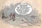 Ako hlboko klesla demokracia (kreslí Vico) 25. október