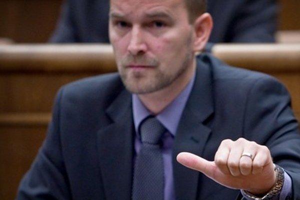 Kandidát na post predsedu Trnavského samosprávneho kraja a poslanec NRSR Jozef Viskupič.