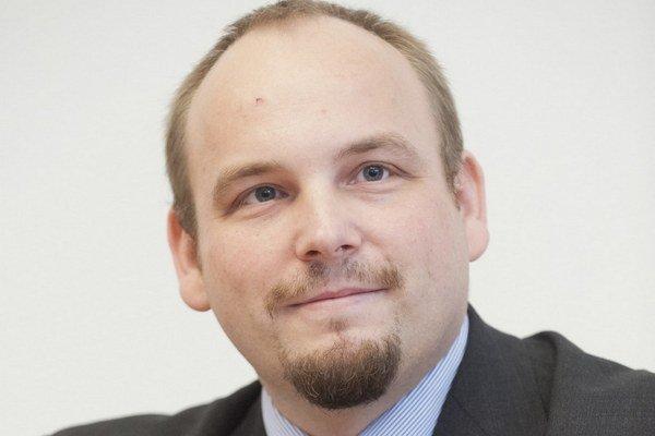 """Anton Chromík zastupoval aj Lekárske odborové združenie, keď prišlo s akciou """"Úplatky neberiem""""."""