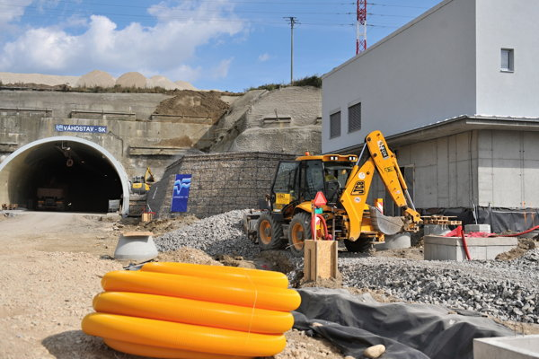 Tunel - ilustračné foto