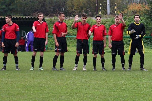 Oravský Podzámok čakal na prvé víťazstvo do posledného jesenného kola.