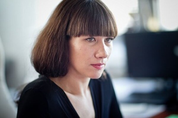 Lucia Nicholsonová (SaS).