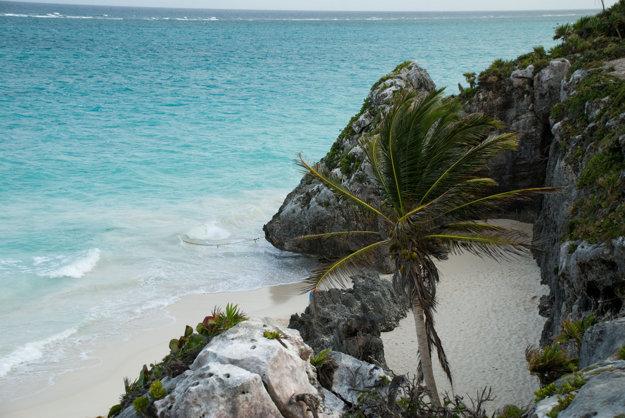 Na dovolenku v novembri je ideálne Mexiko a jeho rajské pláže.