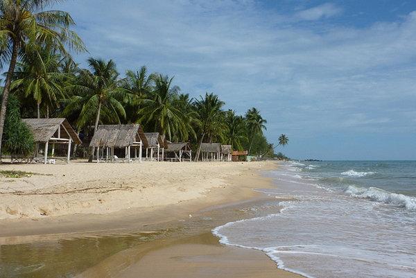 Ostrov Phu Quoc je špičkovou plážovou destináciou Vietnamu.