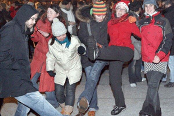 Silvester sa bude opäť oslavovať aj v centrách miesta a obcí.
