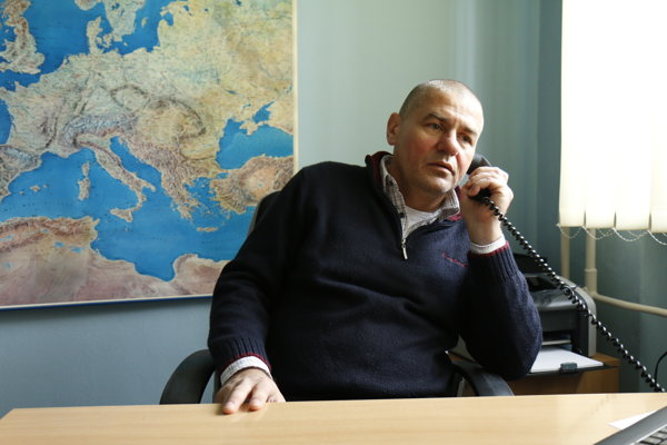 Nový hlavný kontrolór Bojníc Ľubomír Kutaš.