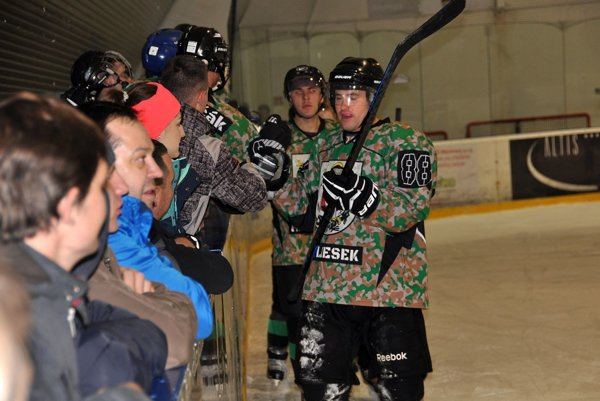Hokejisti Liesku prevýšili Vavrečku korčuliarsky.