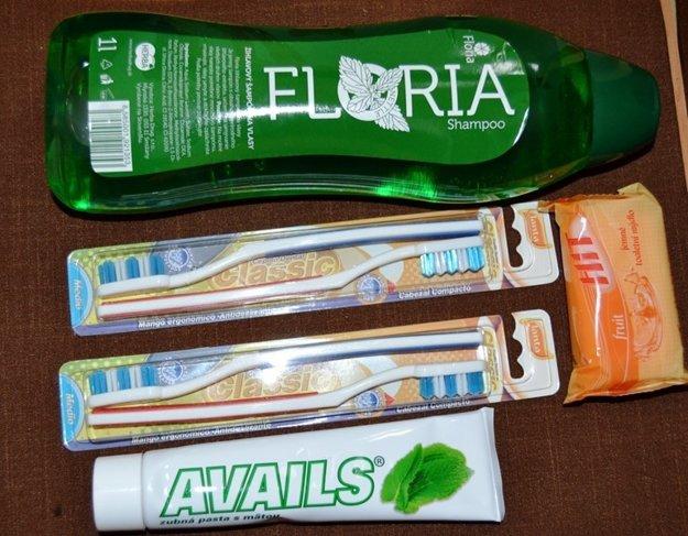 Hygienický balíček