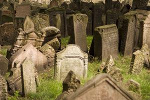 Starý židovský cintorín v Prahe