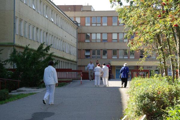 Pod samosprávny kraj patrí aj považskobystrická nemocnica.