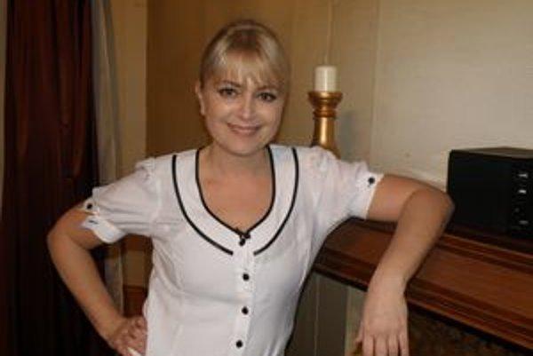 Zuzana Vačková.