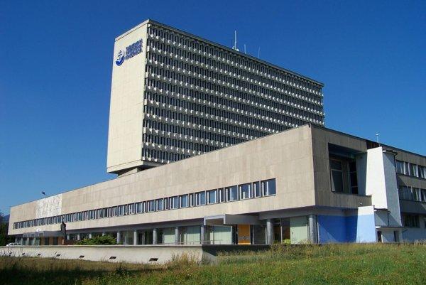 Slovenská národná knižnica v Martine.