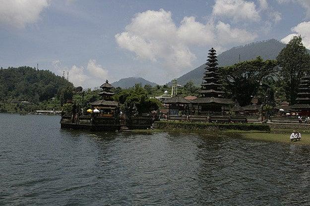 Dedina Ubud, Bali - Indonézia.