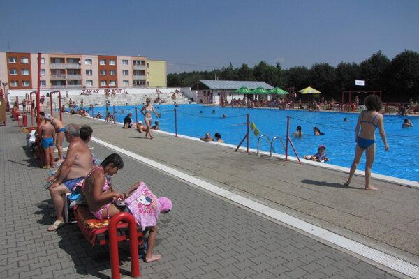 Správa kultúrnych a športových zariadení mesta Trnava má na starosti okrem iných aj kúpalisko Castiglione na Družbe.