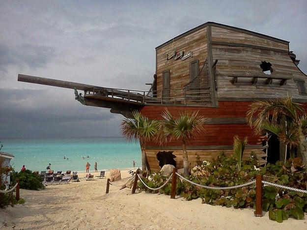 Ostrov Aruba ponúka veľa atrakcií pre rodiny s deťmi.