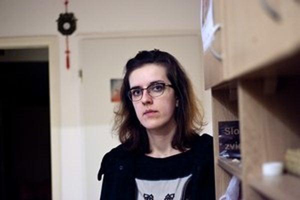 Zuzana Tkáčiková.
