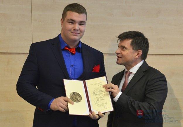 Denis Borcha získal Pamätný list sv. Gorazda.