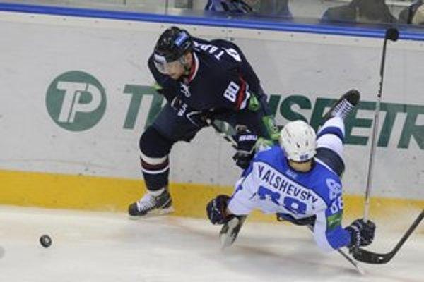 Slovan robí úspechmi v KHL Transpetrolu dobrú reklamu. Koľko za to platí, však tají.